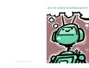 Birthday Invitation Template