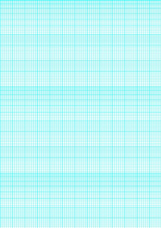 Semi-Log Paper: 14 Divisions By 3-Cycle Printable pdf