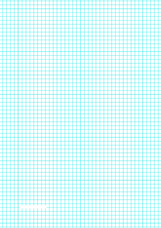 Graph Paper With Five Lines Per Inch Printable pdf