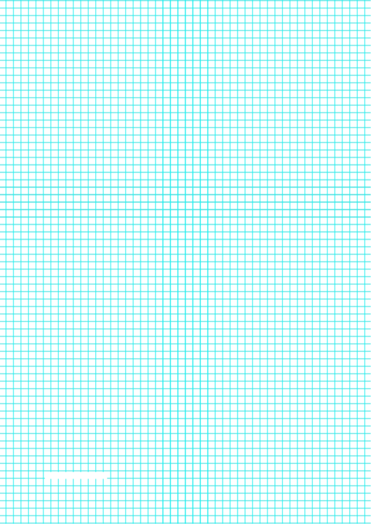 Graph Paper With Six Lines Per Inch Printable pdf