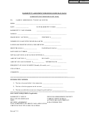 Bankruptcy Assignment Form For Fannie Mae Loans