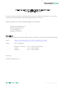 Authorization To Release Loan Information
