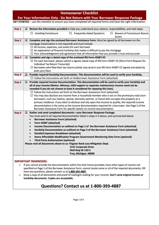 Fillable Mac Form 710 - Uniform Borrower Assistance Form Printable pdf