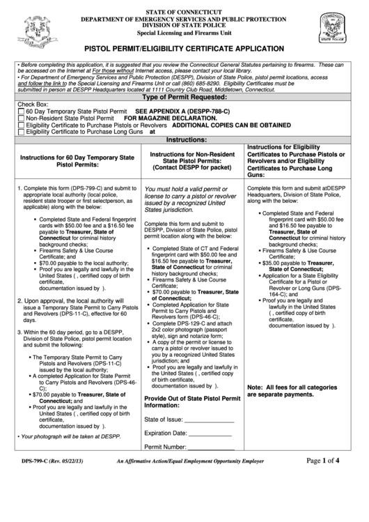 page_1_thumb_big Whpd Pistol Permit Application Form on