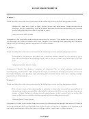 10 Sat Essay Prompts