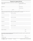Irs Form 12203 - Request For Appeals Review