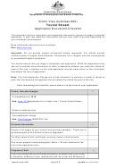 Australia Visitor Visa Checklist - Passport Visas Express