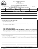 Form Sf1-3 - Sales Agent Sponsorship Form-1