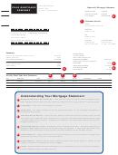 Mortgage Statement - Sample