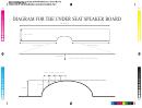 Diagram For The Under Seat Speaker Board
