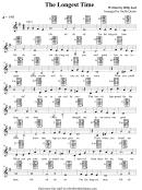 The Longest Time - Written By Billy Joel