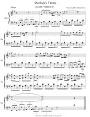 Sherlock's Theme - Allegro - From Bbc Sherlock