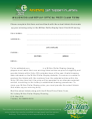Official Million Dollar Replay Prize Claim Form - Nj Lottery
