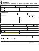 Form Eo-364 - Penndot Ojt Program Enrollment Form