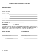 Referral Form/co-op Broker Agreement