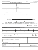 Form Ssa-561-u2 2007 - Request For Reconsideration - Social Security