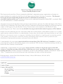 Local Improvement District Project Funding Request Form
