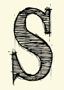 Letter S Template