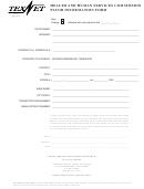 Payor Information Form
