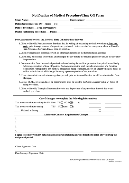 time off request form template microsoft