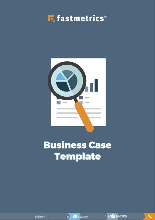 Fillable Business Case Template For It & Tech Upgrades Printable pdf
