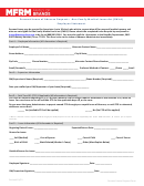 Mfrm Personal Leave Of Absence Request - Non Family Medical Leave Act (fmla) Employee Statement