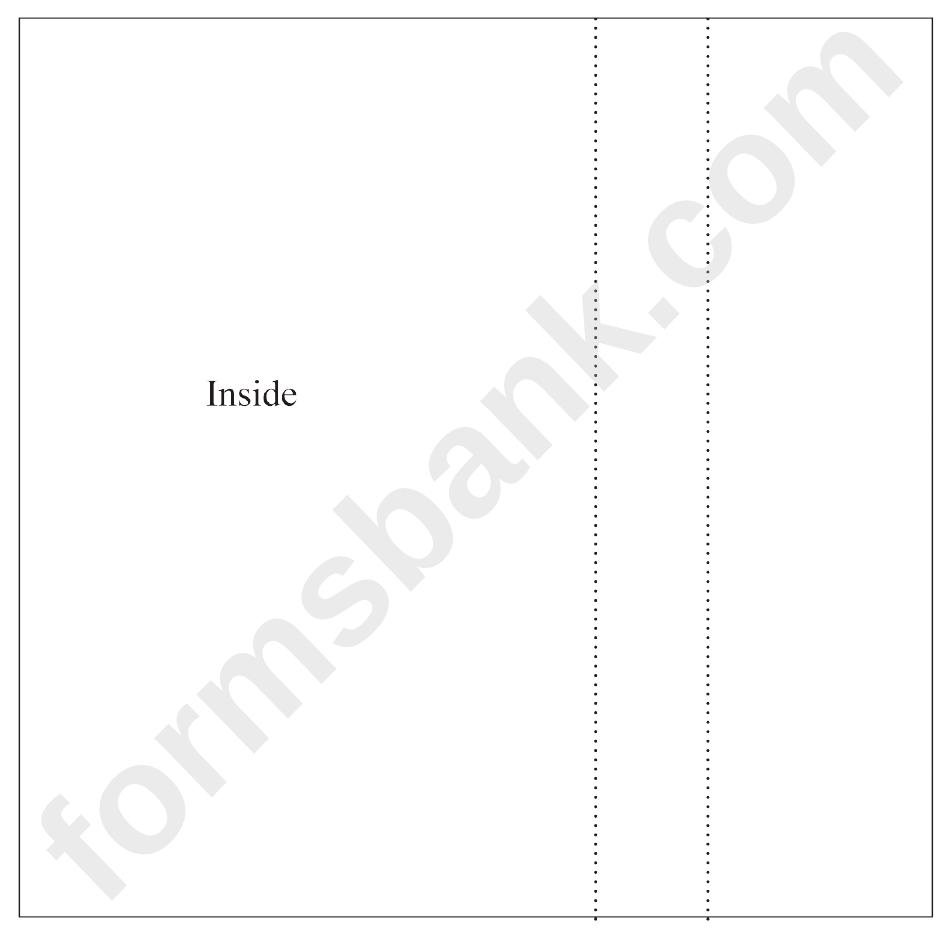 Cassette J-card Template printable pdf download