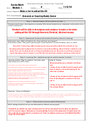 Backward Design Lesson Plan Template