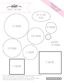 Circle And Square Label Templates