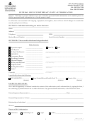 Hipaa Form 3 - General Or Psychotherapy Note Authorization