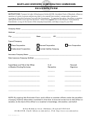 Form Ic-16 - Officer Exclusion Form