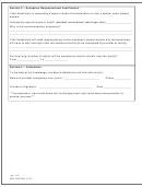 Medicaid Transportation Exception Verification printable pdf download