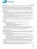 Lung Cancer Fact Sheet