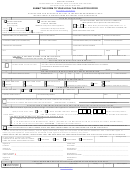 Form Hsmv 82101 - Application For Duplicate Or Lost In Transit/reassignment - 2011