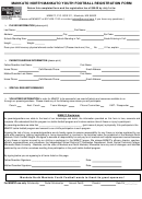 Mankato North Mankato Youth Football Registration Form