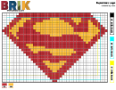 Superman Symbol Template - Logo