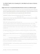 Corporation Resolution