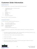 Choice Waterjet Parts Credit Application