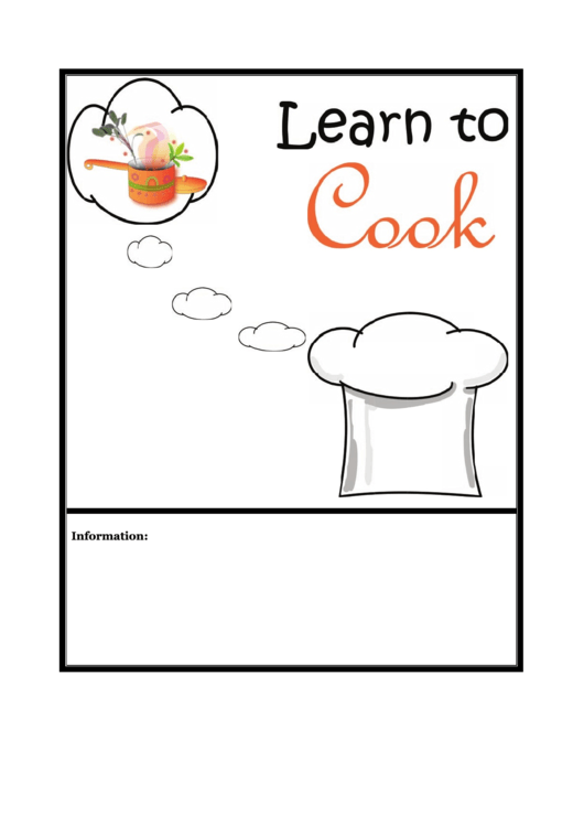 Cooking Event Flyer Templates Printable pdf