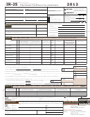 Form Br - Income Tax Return Form 2006 - Village Of South Lebanon ...
