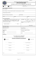 Application Form Accreditation As Cpa In Commerce And Industry