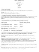 Piano Studio Policy Template