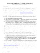 Domestic Partnership Registration Affidavit