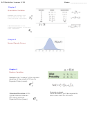 Ap Statistics Lesson Sheet