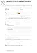 Albany Creek Shs Football Excellence Program Application Form