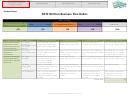 Nfte Written Business Plan Rubric Template
