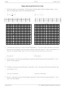 Slope-intercept Form Of A Line Worksheet