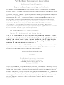 Request For Home Improvement Approval Application