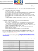 Dd Form 2652 - Application For Department Of Defense Child Care Fees