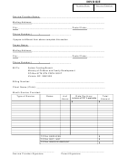 Invoice Form - Autism Funding Branch